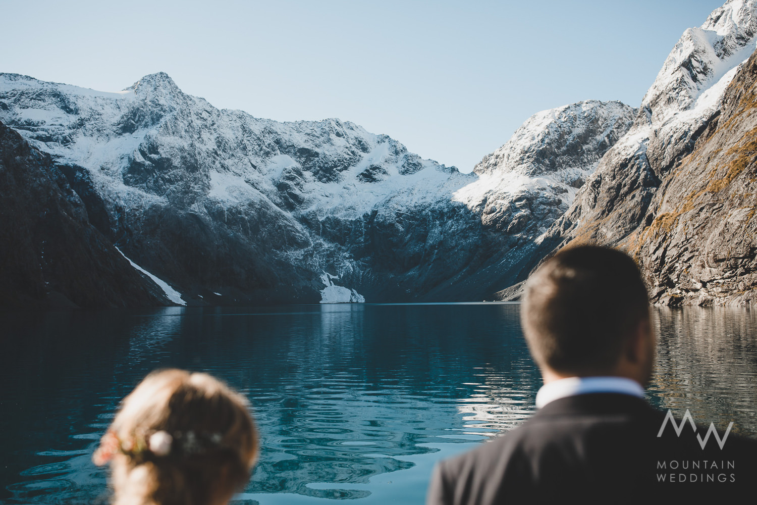 Bespoke Mountain Wedding Queenstown