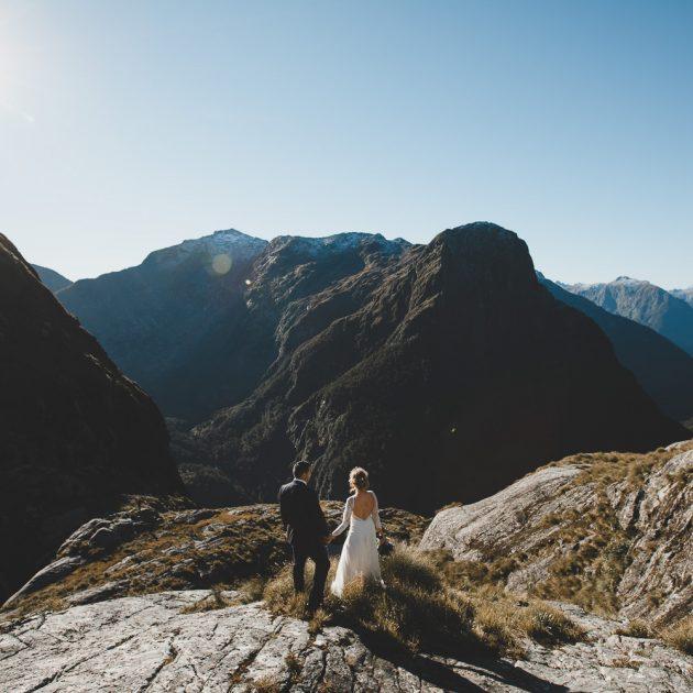 Mountain Weddings Lake Quill