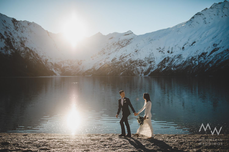 Mountain Wedding Lochnagar
