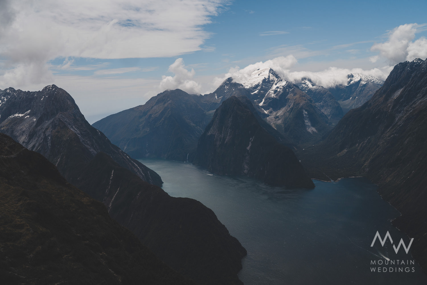 Milford Sound Mountain Weddings
