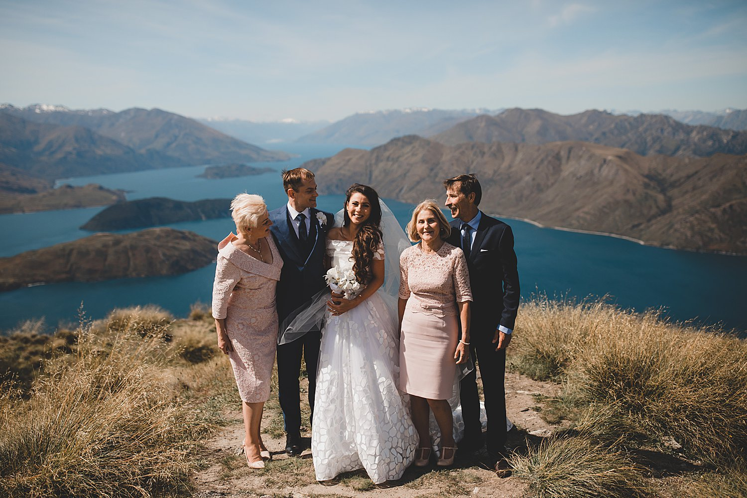 Mt Roy Elopement