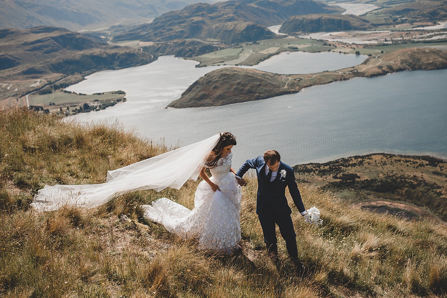 Elopement Mt Roy