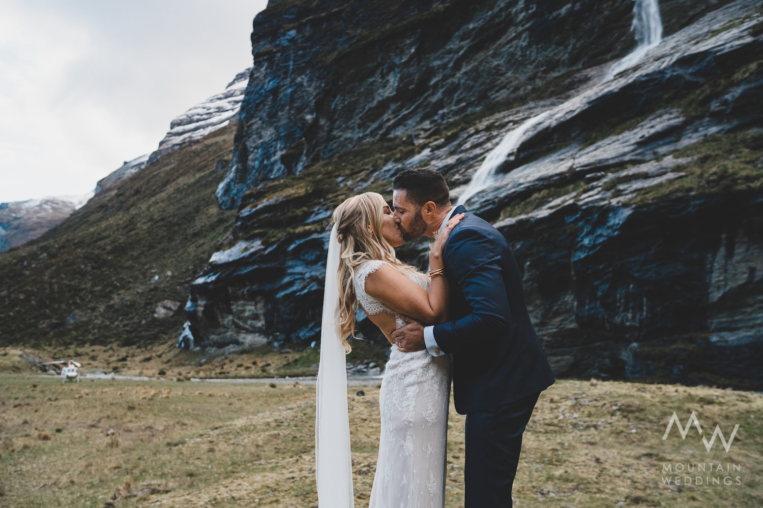 Earnslaw Burn Elopement