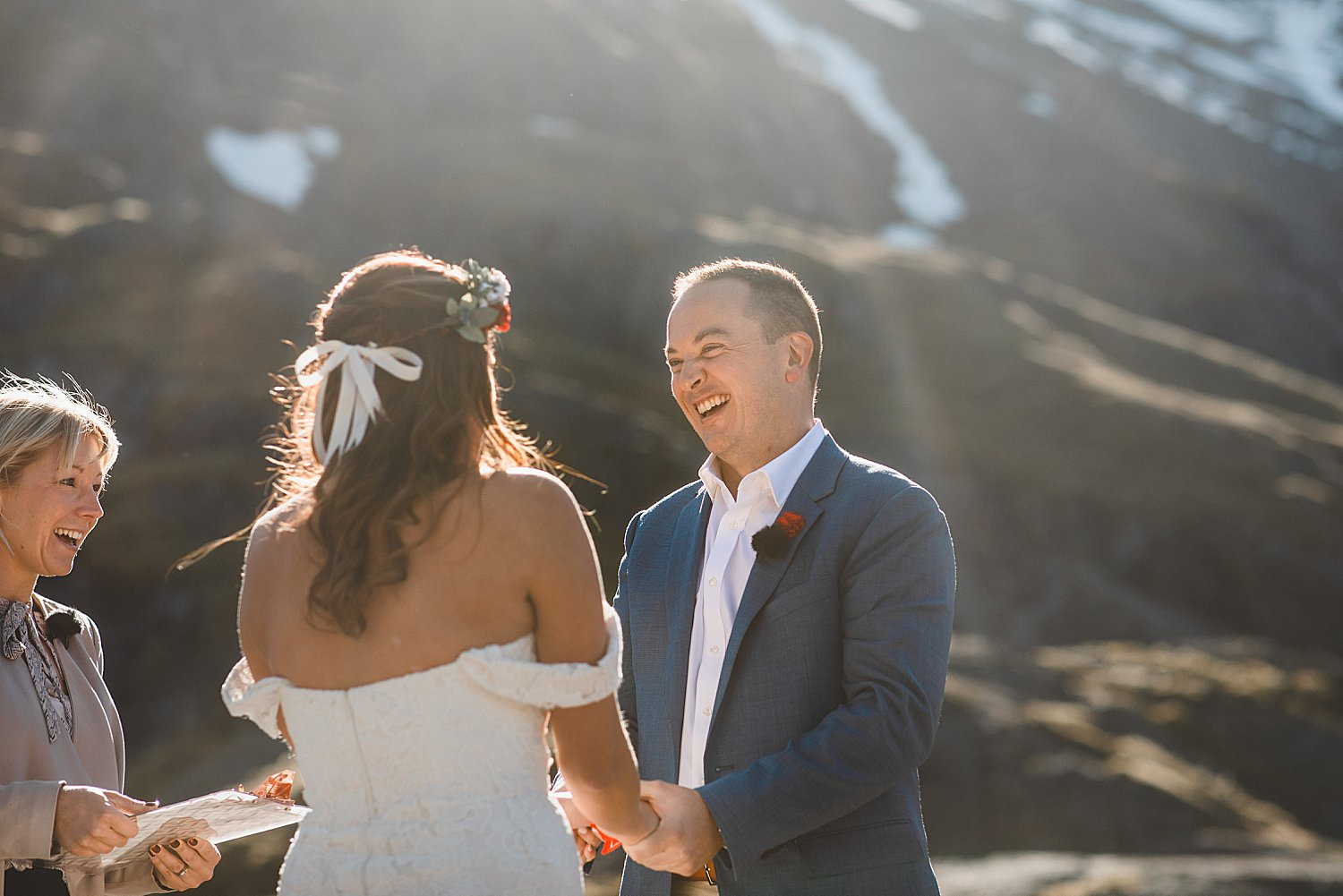 Heli Wedding NZ
