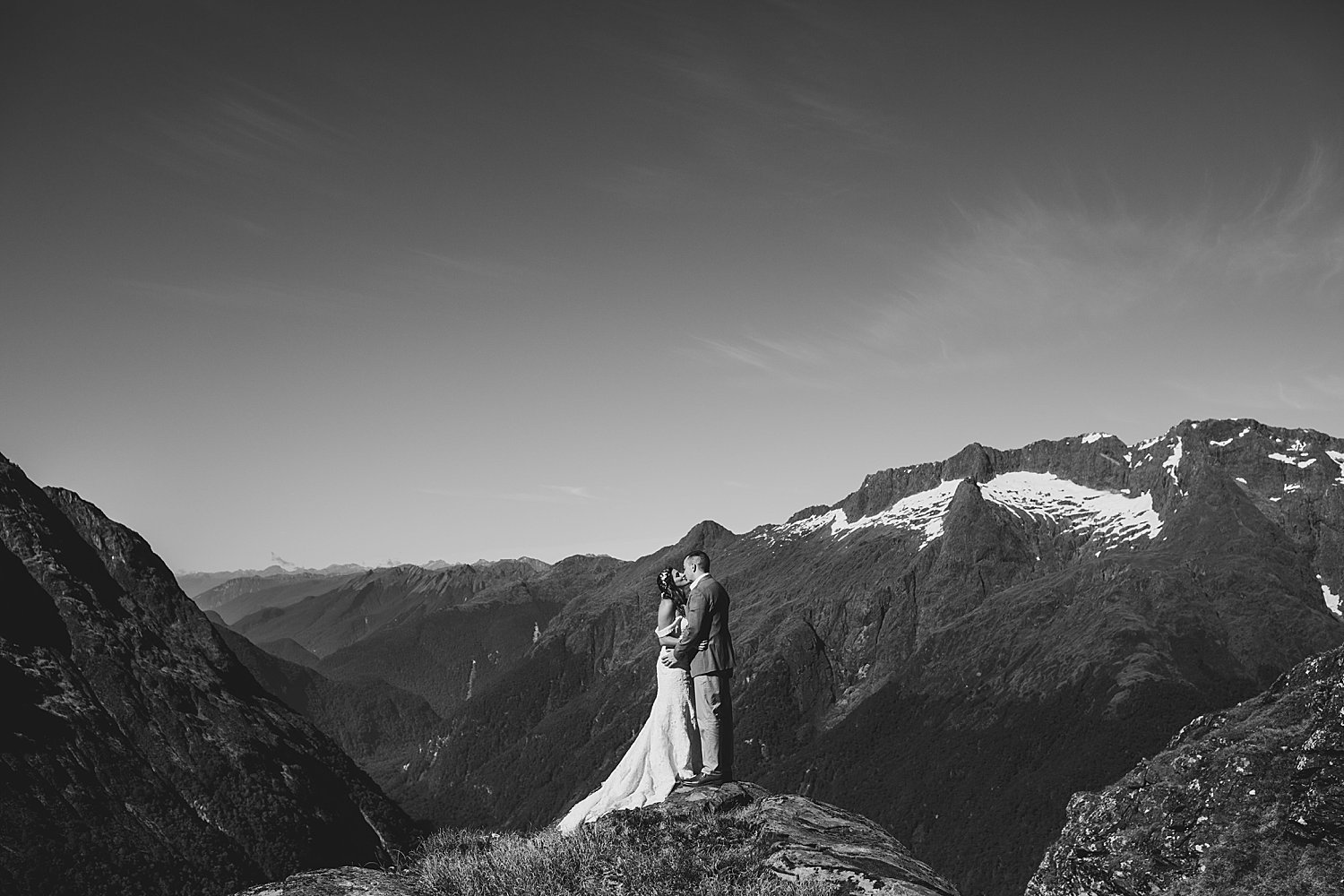 Lake Erskine Elopement