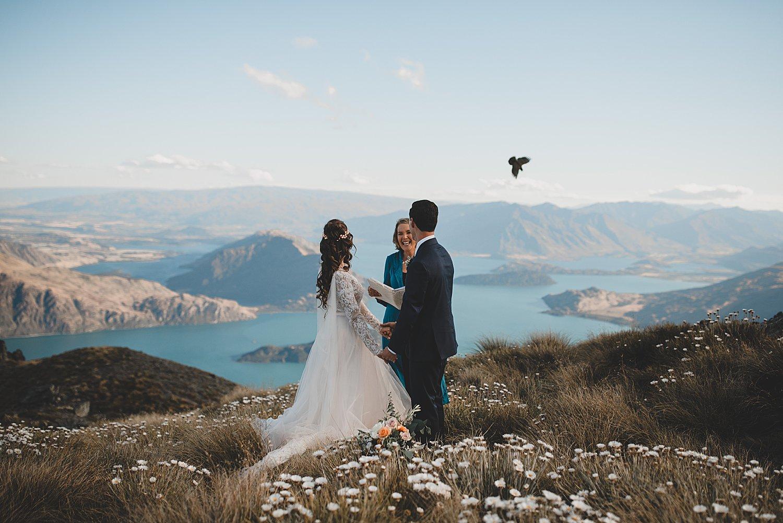 Twin Peaks Wedding