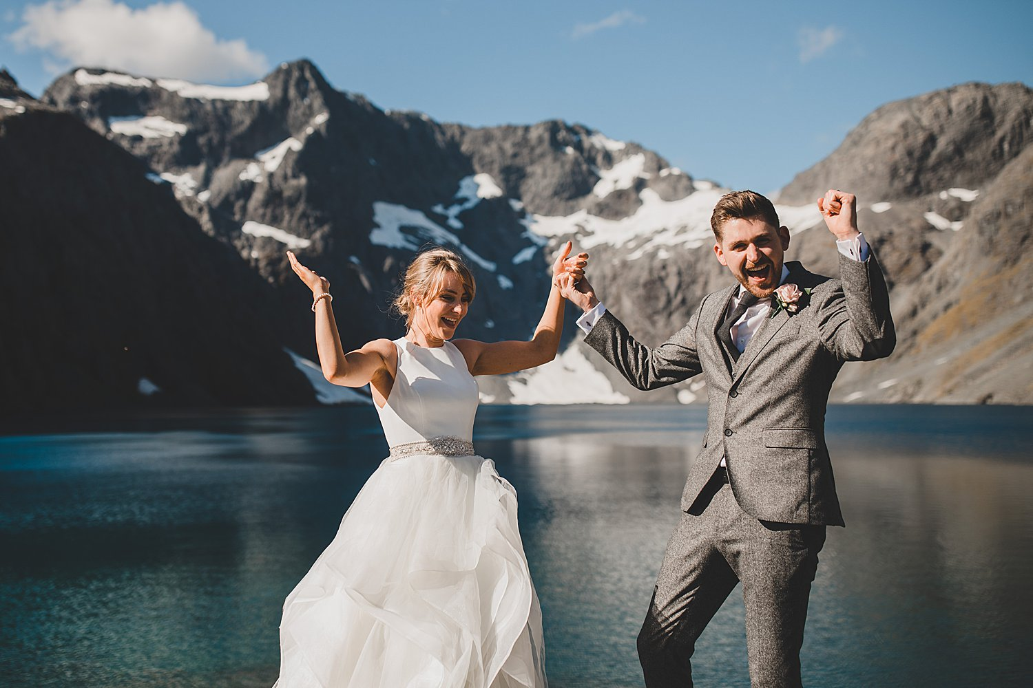 Queenstown Elopement Package