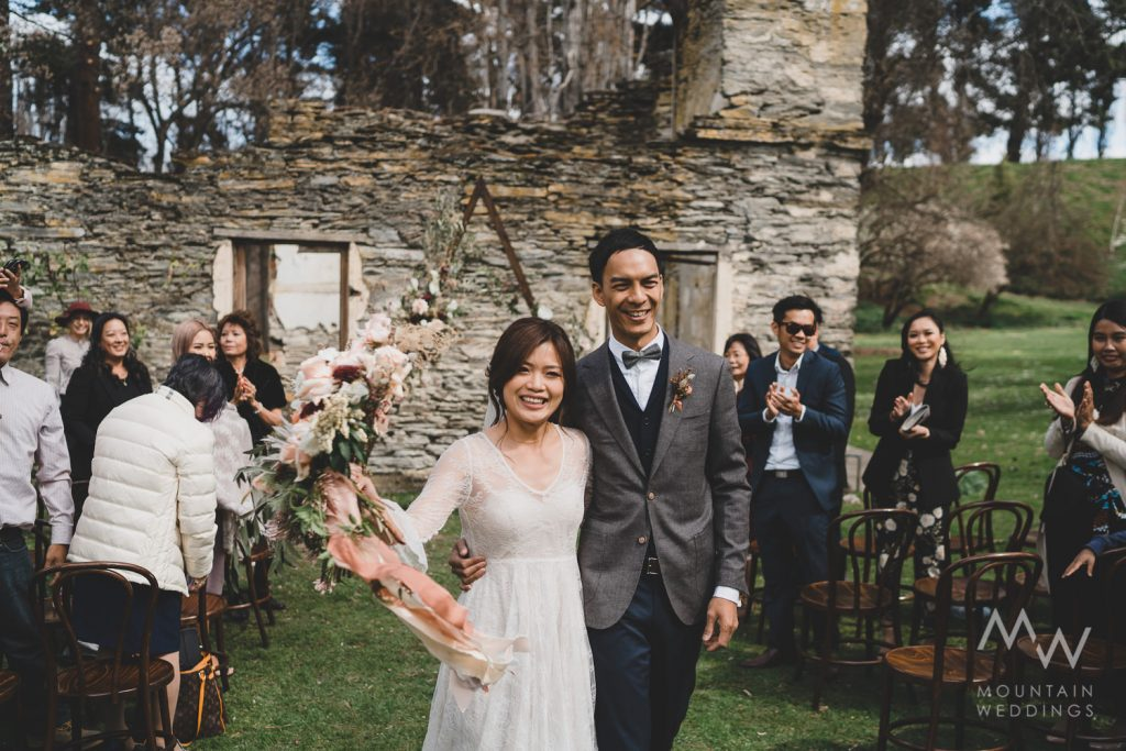Thurlby Domain Wedding Queenstown