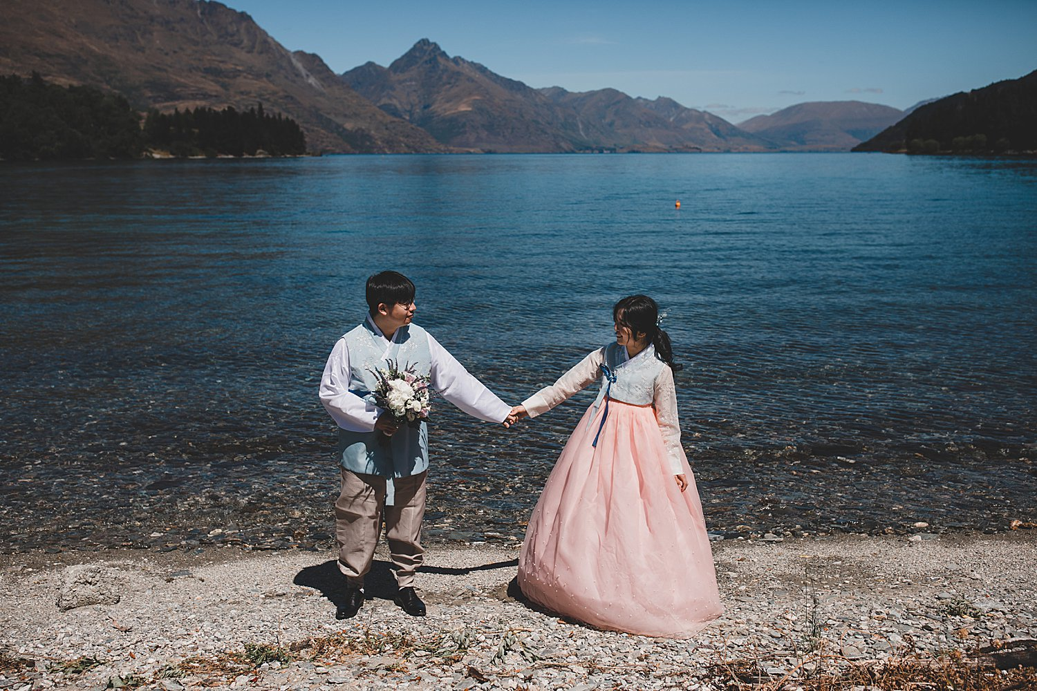 Korean Wedding Queenstown