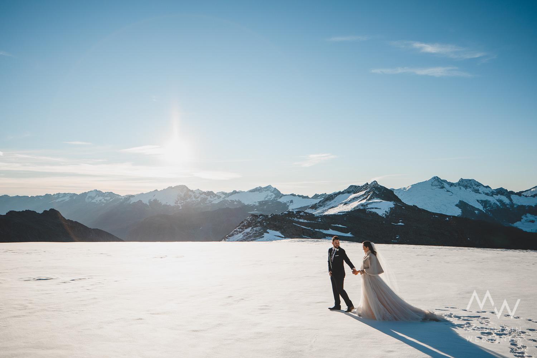 Isobel Glacier Wanaka Elopement
