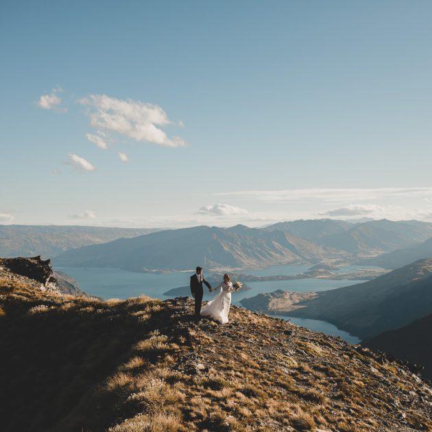 Wanaka Elopement Twin Peaks