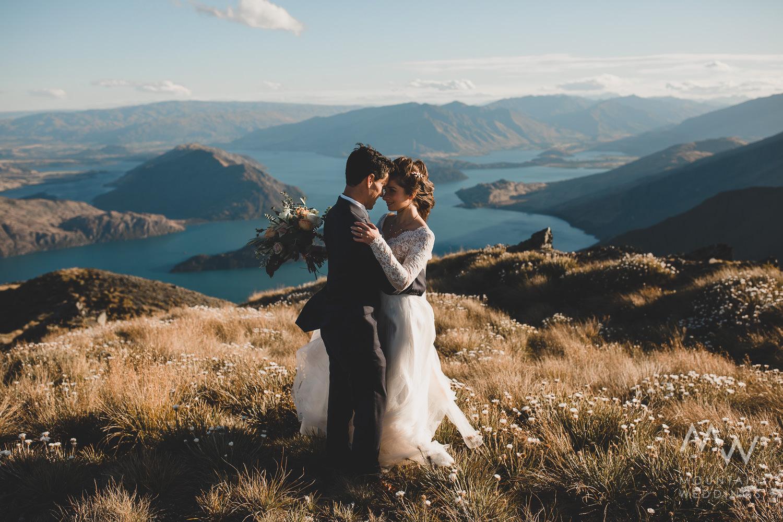 Twin Peaks Wanaka Elopement