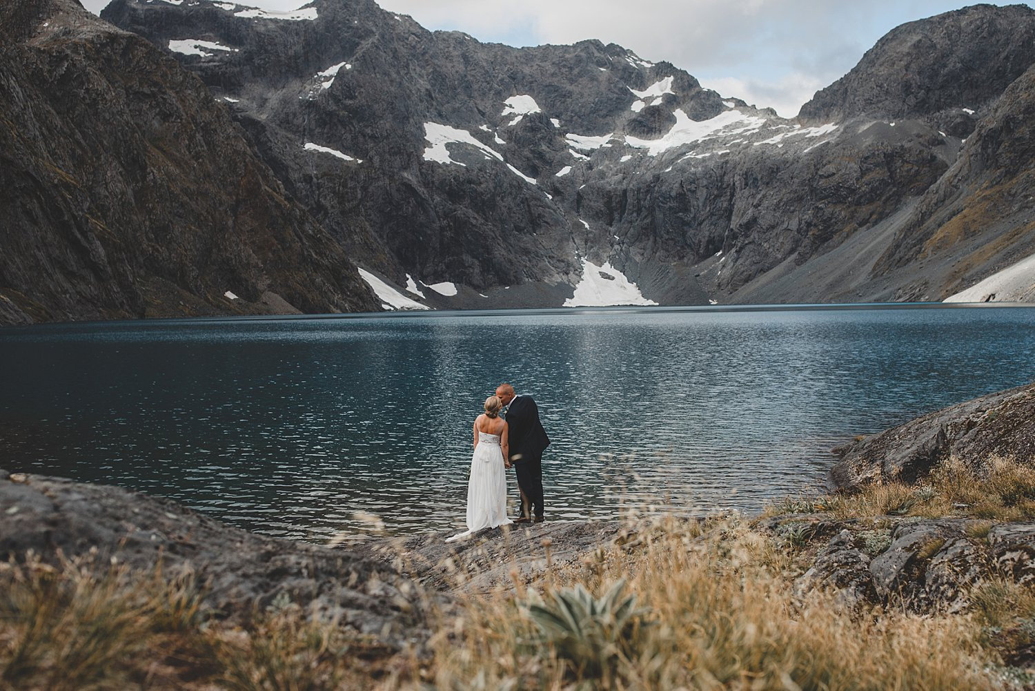 Lake Erskine Mountain Weddings