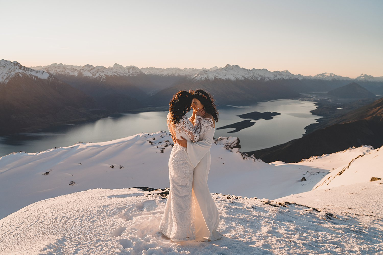 Mt Crichton Wedding